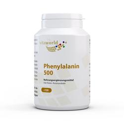 PHENYLALANIN 500 mg Kapseln 120 St
