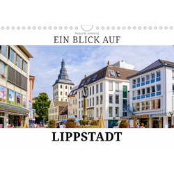 Ein Blick auf Lippstadt (Wandkalender 2021 DIN A4 quer)