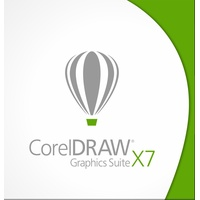 Corel CorelDRAW Graphics Suite X7 ESD DE Win