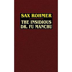 The Insidious Dr. Fu Manchu als Buch von