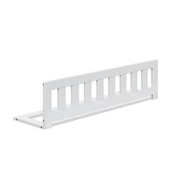VitaliSpa® Bettschutzgitter Rausfallschutz für Kinderbett Bettschutzgitter 120cm Holz