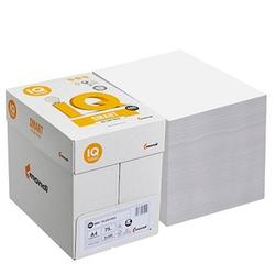IQ Kopierpapier SMART DIN A4 75 g/qm 2.500 Blatt Maxi-Box