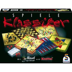 Schmidt Spiele Klassiker Spielesammlung 49120
