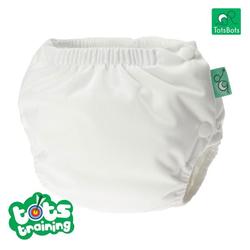 TotsBots Trainers Windel training pants Weiß