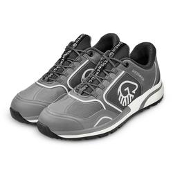 Giesswein Merino Wool Cross X grau Sneaker Herren