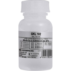 Greisinger GKL 102 Reagenz Leitfähigkeit 1St.