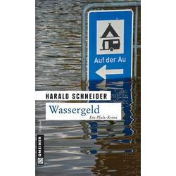 Wassergeld als Buch von Harald Schneider