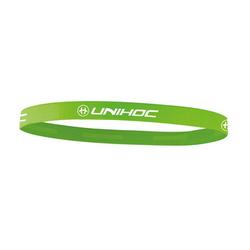 Unihoc SKILL neon grün / weiß