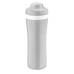KOZIOL Trinkflasche Oase Organic Grey