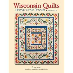 Wisconsin Quilts: eBook von Ellen Kort