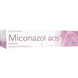 MICONAZOL acis Creme 50 g