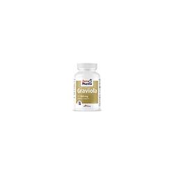 GRAVIOLA KAPSELN 500 mg/Kap. Fruchtpul. Peru 90 St