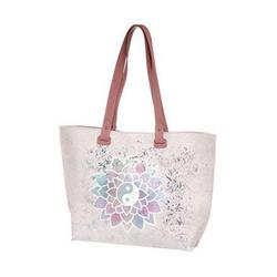 Goebel Handtasche Lotusblüte Rosé Lotus Yin Yang