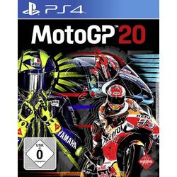 MotoGP20 PS4 USK: 0