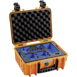 B & W outdoor.cases Typ 3000 Outdoor-Koffer GoPro Hero 8
