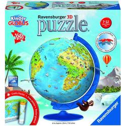 Kinderglobus in deutscher Sprache 3D Puzzle-Ball