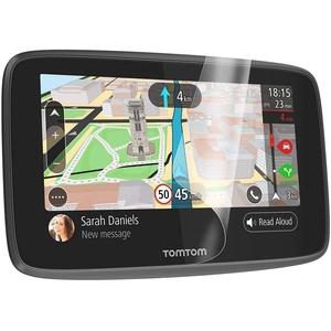 TomTom Bildschirm-Schutzfolie (geeignet für TomTom Navigationsgeräte mit 5- und 6-Zoll-Display, z.B. GO, Start, Via, GO Basic, GO Essential, GO Professional, GO Camper)