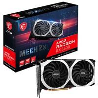 MSI RX 6600 MECH 2X 8G
