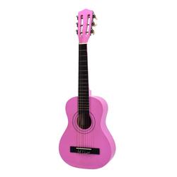 Voggenreiter Kindergitarre Die kleine Kindergitarre 1/8 rosa
