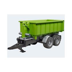 Bruder® Spielzeug-Auto Hakenlift Anhänger 50cm für Traktoren
