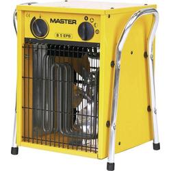 Master Klimatechnik B-5IT Heizgerät 85m³ Gelb, Schwarz