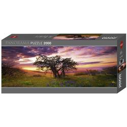 HEYE Puzzle Oak Tree, Edition Humboldt, 2000 Puzzleteile