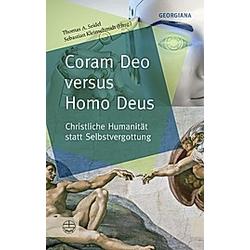 Coram Deo versus Homo Deus - Buch