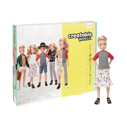Mattel® Anziehpuppe gelb