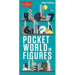 Pocket World in Figures 2020 als Buch von The Economist