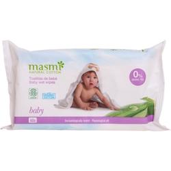 BIO FEUCHTTÜCHER Baby 100% Bio-Baumwolle MASMI