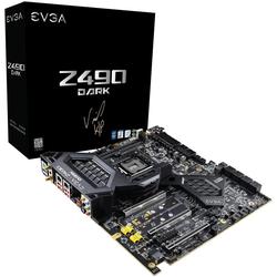 EVGA Z490 DARK K|NGP|N Edition Sockel 1200 Mainboard E-ATX (Mainboard)