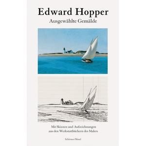 Edward Hopper - Ausgewählte Gemälde als Buch von Edward Hopper