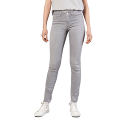 Mac Dream Skinny Jeans in Upcoming Grey Wash-D34 / L28 Grau D34 / L28
