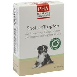 PHA SpotOn Tropfen für Hunde