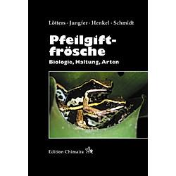 Pfeilgiftfrösche - Buch