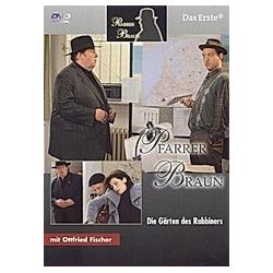 Pfarrer Braun, DVD-Videos: Die Gärten des Rabbiners, 1 DVD