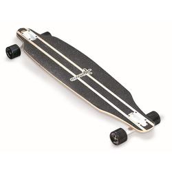 "Muuwmi Longboard MUUWMI Longboard ""Wood"""