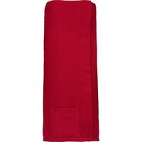 VOSSEN Well-L Saunakilt (140x80cm) rubin