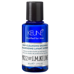 Keune 1922 Deep-Cleasing Shampoo 50 ml