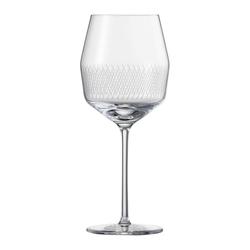 Zwiesel 1872 Gläser-Set Upper West Allround Weinglas 6er Set, Kristallglas weiß