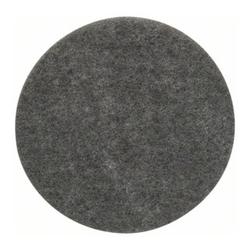 Bosch Schleifvlies 150 mm 800 fein Siliciumcarbid (SiC), ohne Velours
