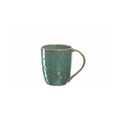 Glas Koch Keramiktasse Matera in grün, 430 ml