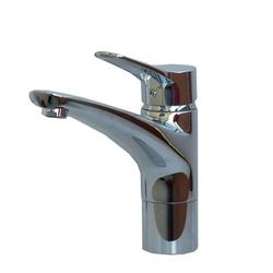 Einhebel-Bajonett-Küchenarmatur für Unterfenster Montage Kludi chrom 399340562