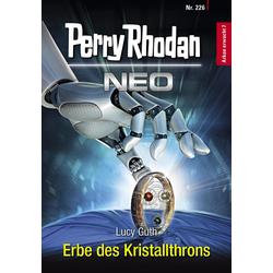 Perry Rhodan Neo 226: Erbe des Kristallthrons: eBook von Lucy Guth