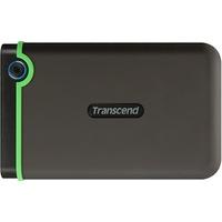 Transcend StoreJet 25MC 1TB USB 3.0 grau/grün (TS1TSJ25MC)