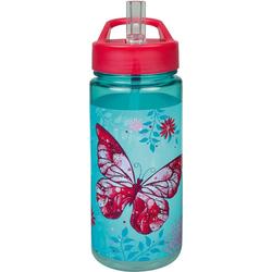 Scooli Trinkflasche Aero Sport-Trinkflasche Spider-Man, 500 ml blau