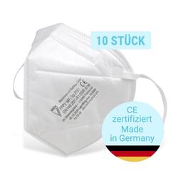Fackelmann FFP2 Atemschutzmaske, 10 Stück