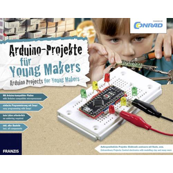 15000 Arduino für Young Makers Arduino Maker Kit ab 14 Jahre