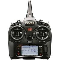 Spektrum Fernsteuerung DX9 Black Edition 9CH (SPMR9910)