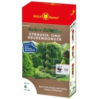WOLF-Garten Natura Bio Strauch- und Heckendünger N-SH 850 g